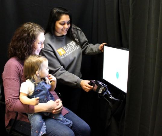 INFANT VISUAL COGNITION LAB